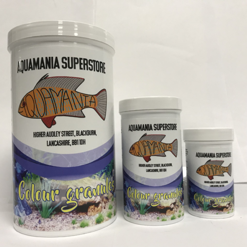 Aquamania Colour Granules